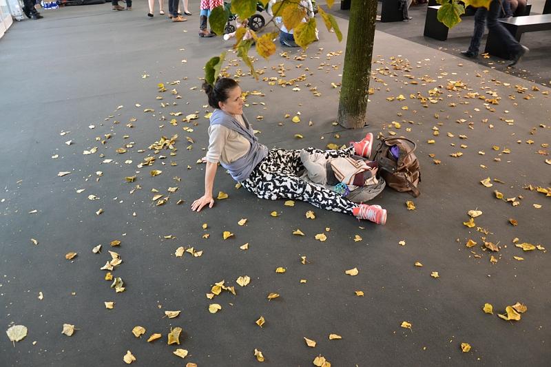 London, Frieze Art Fair, Tree, Fabian Fröhlich