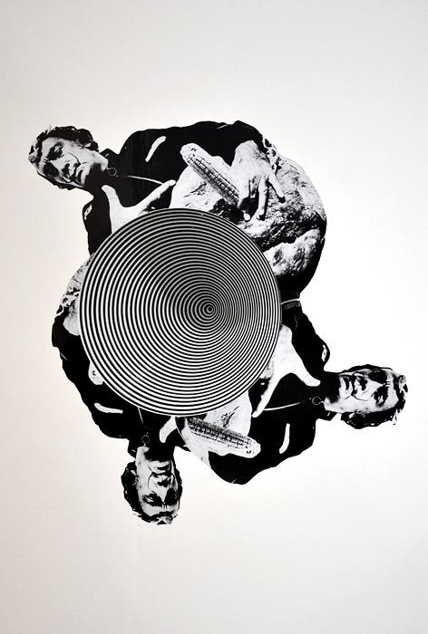 London, Frieze Art Fair, Jim Lambie, Vortex (Dali), Fabian Fröhlich