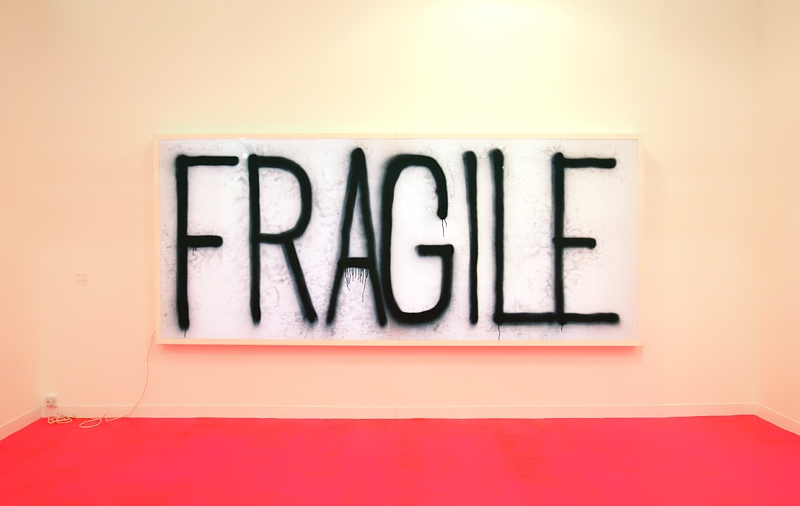 London, Frieze Art Fair, Koo Jeong, Fabian Fröhlich