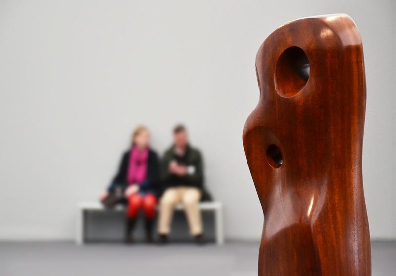London, Frieze Masters, Barbara Hepworth, Biomorphic Theme, Fabian Fröhlich