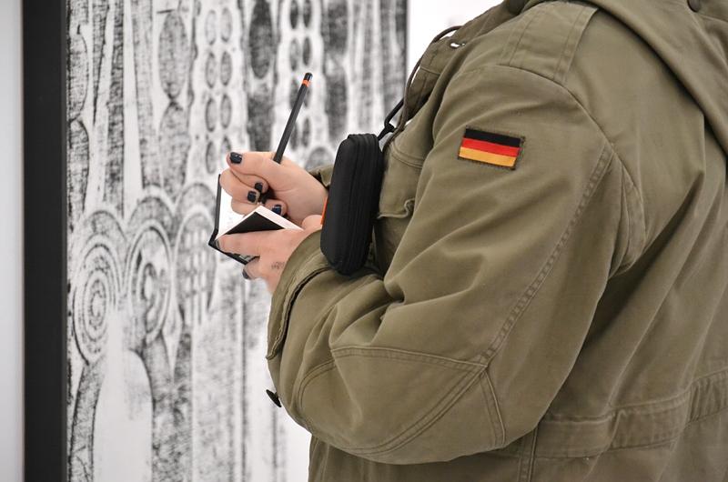 London, Frieze Art Fair, Matt Mullican, Fabian Fröhlich