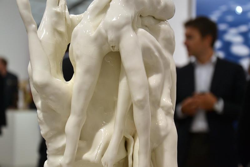 London, Frieze Art Fair, Rachel Kneebone, Fabian Fröhlich