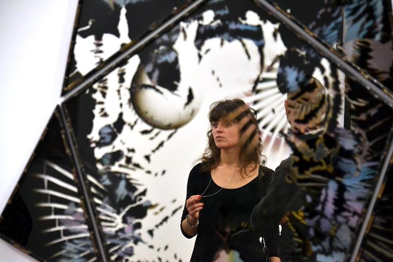 London, Frieze Art Fair, Simon Periton, Fabian Fröhlich