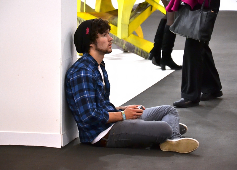 London, Frieze Art Fair, Rest, Fabian Fröhlich