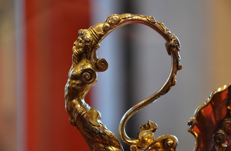 Augsburg, Maximilianmuseum, Taufkanne von Christoph Lencker, Fabian Fröhlich