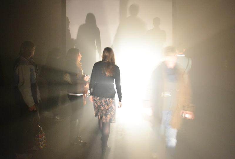 Tate Modern, Lis Rhodes, Light Music, The Tanks