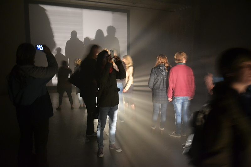 Tate Modern, Lis Rhodes, Light Music, The Tanks