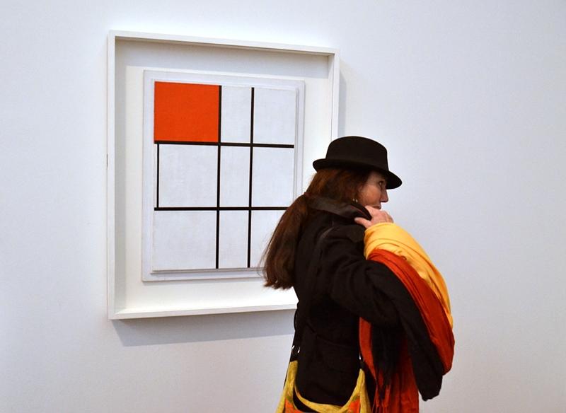 Tate Modern, Piet Mondrian