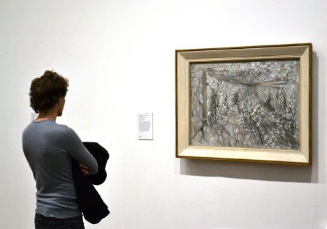 Tate modern, Maria Helena Vierra da Silva, The Corridor