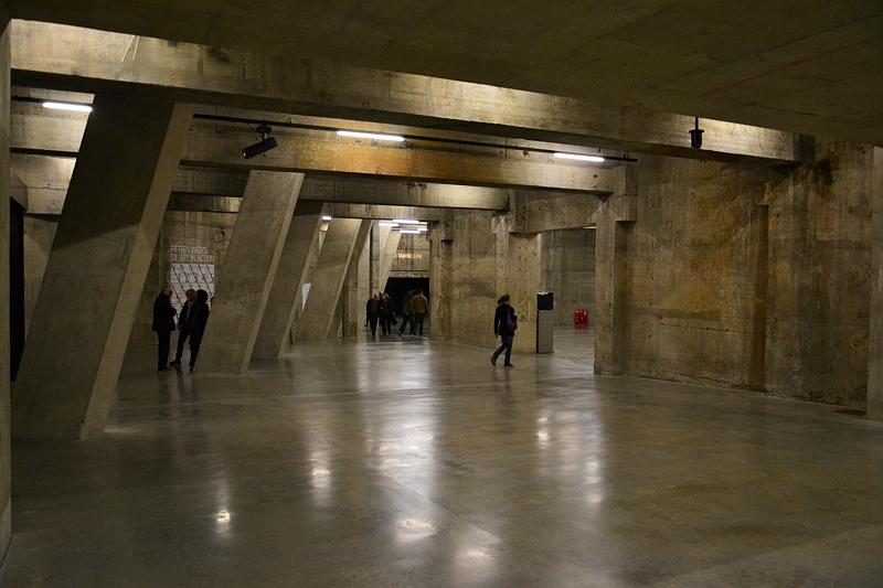 Tate Modern, The Tanks