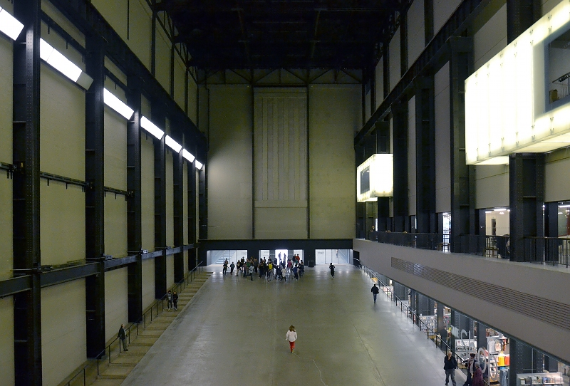 Tate Modern, Turbine Hall, Tino Sehgal, These Associations