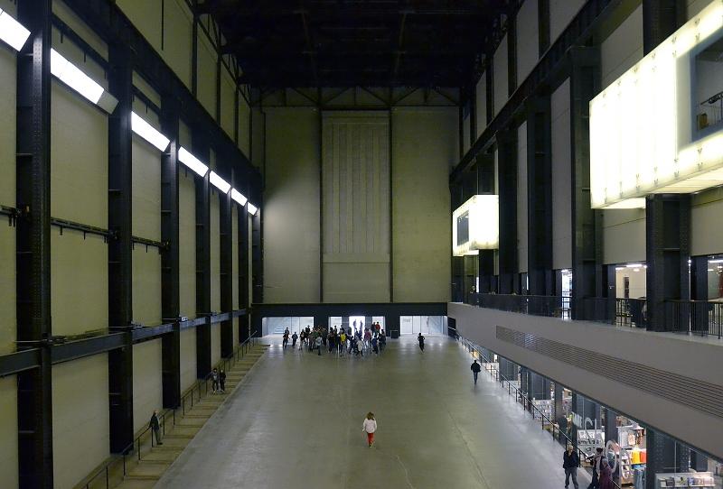 Tate Modern, Turbine Hall, Tino Sehgal, These Associations