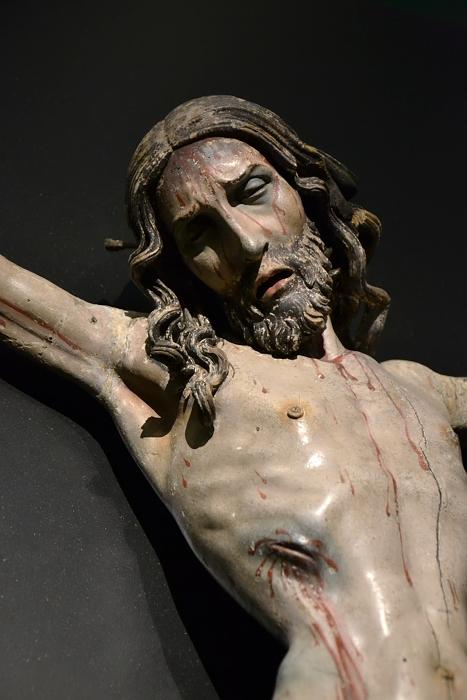 Liebieghaus, Frankfurt, Christus am Kreuz, Fabian Fröhlich