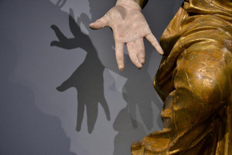 Liebieghaus, Frankfurt, Johann Meinrad Guggenbichler, Engel von einem Altar, Fabian Fröhlich