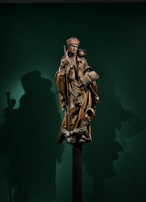 Liebieghaus, Frankfurt, Heiliger Abt, Fabian Fröhlich