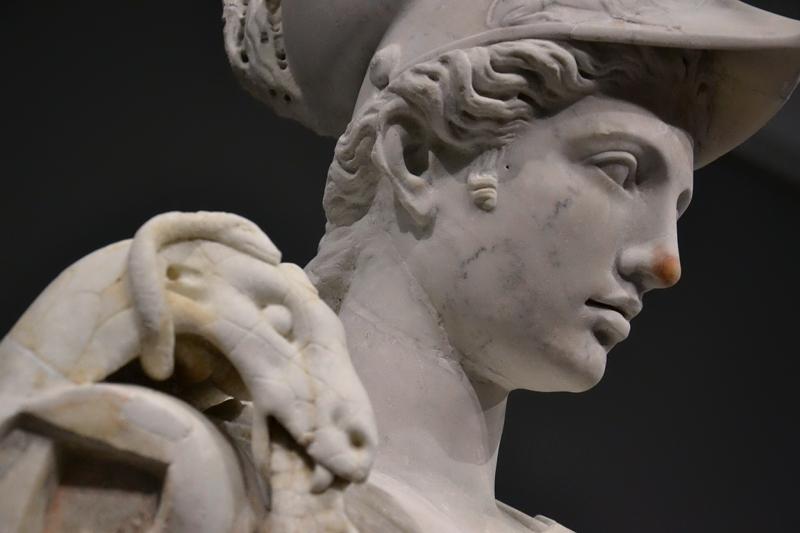 Liebieghaus, Statue der Athena, Fabian Fröhlich