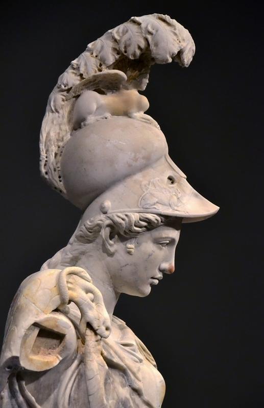 Liebieghaus, Athena, Fabian Fröhlich