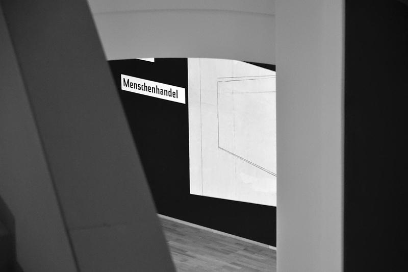 MMK Frankfurt, Lothar Baumgarten, Frankfurter Brief, Fabian Fröhlich
