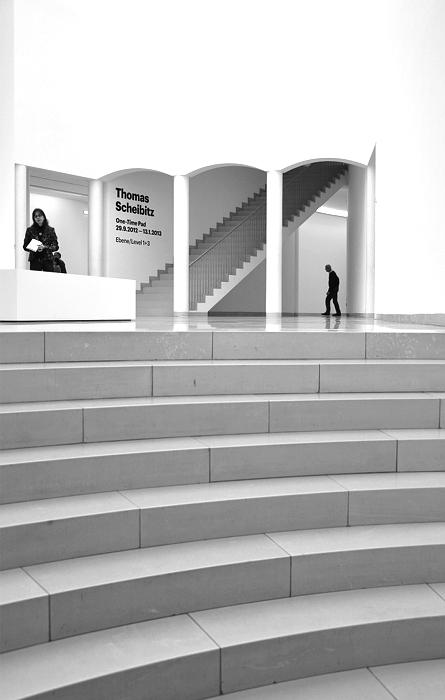 MMK Frankfurt, Zentrale Halle, Fabian Fröhlich