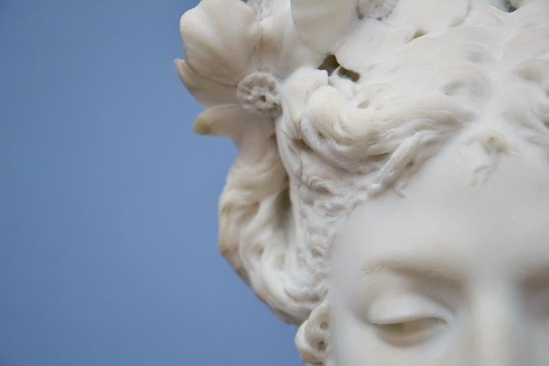 Neue Pinakothek, München, Albert Ernest Carrier-Belleuse, Flora, Fabian Fröhlich