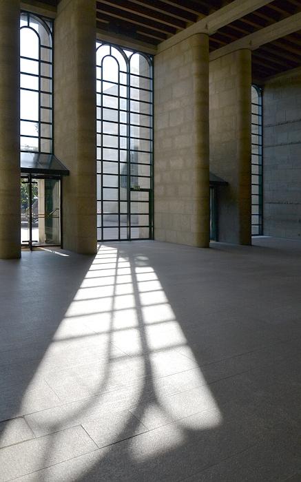 Neue Pinakothek, München, Eingang, Fabian Fröhlich