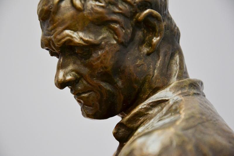 Neue Pinakothek, München, Jules Dalou, Bauer, Fabian Fröhlich