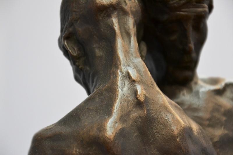 Neue Pinakothek, München, Georg Minne, Zwei Knaben in einem Boot, Fabian Fröhlich