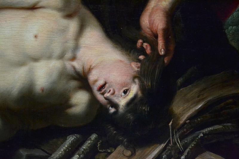 Städel Museum, Sandro Botticelli, Idealbildnis, Cornelis de Vos un Jan Wilders, Abrahams Opfer