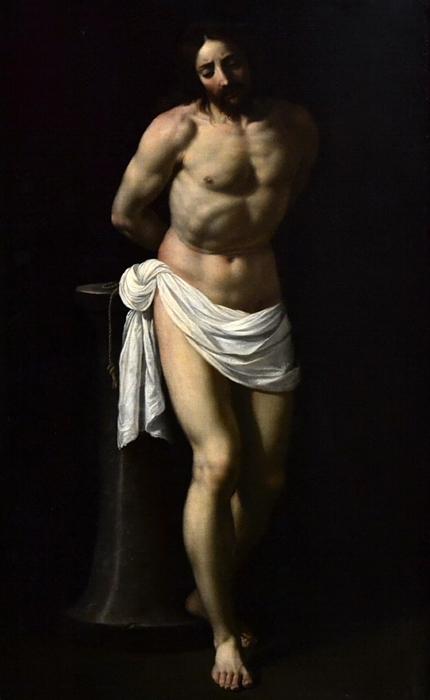 Städel Museum, Guido Reni, Christus an der Geißelsäule, Fabian Fröhlich