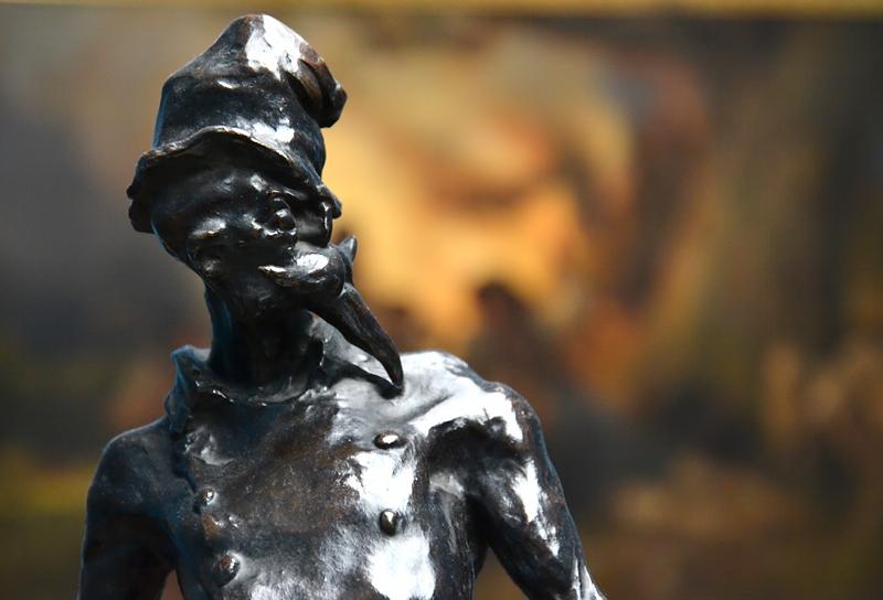 Städel Museum, Honoré Daumier, Ratapoil, Fabian Fröhlich