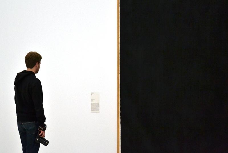 Städel Museum, Richard Serra, Inca, Fabian Fröhlich