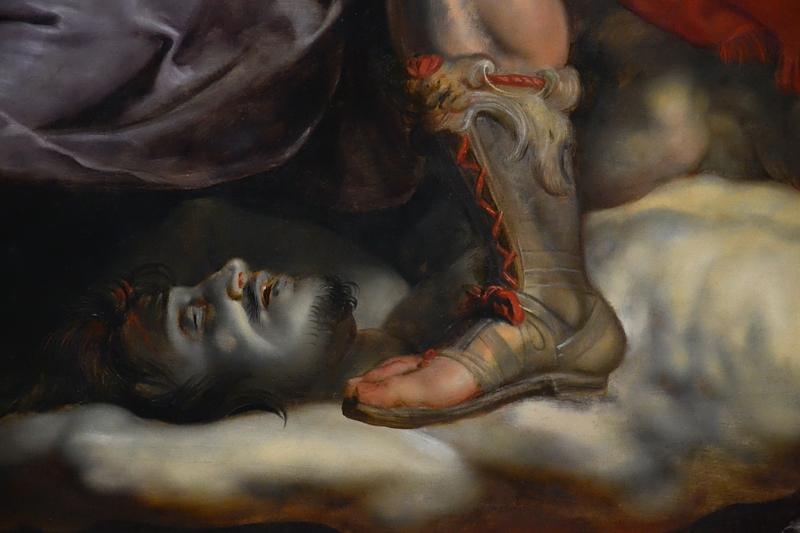 Kassel, Gemäldegalerie Alte Meister, Peter Paul Rubens, Triumph des Siegers