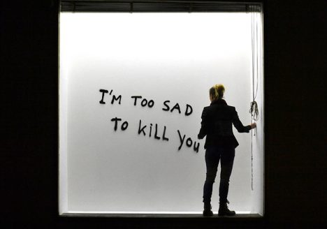 Kassel, this is not the end, Marc Bijl, I'm to sad to kill you