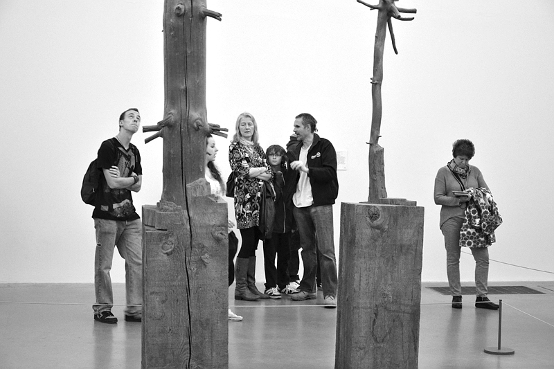 Giuseppe Penone, Albero di 12 metri, 1980-82, Tate Modern, London