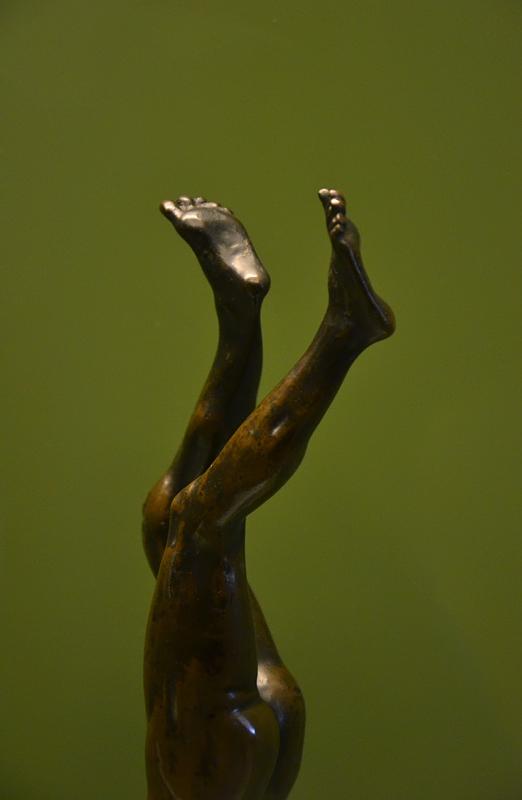 Bode-Museum, Skulpturensammlung, Barthélemy Prieur, Aktobat, Fabian Fröhlich