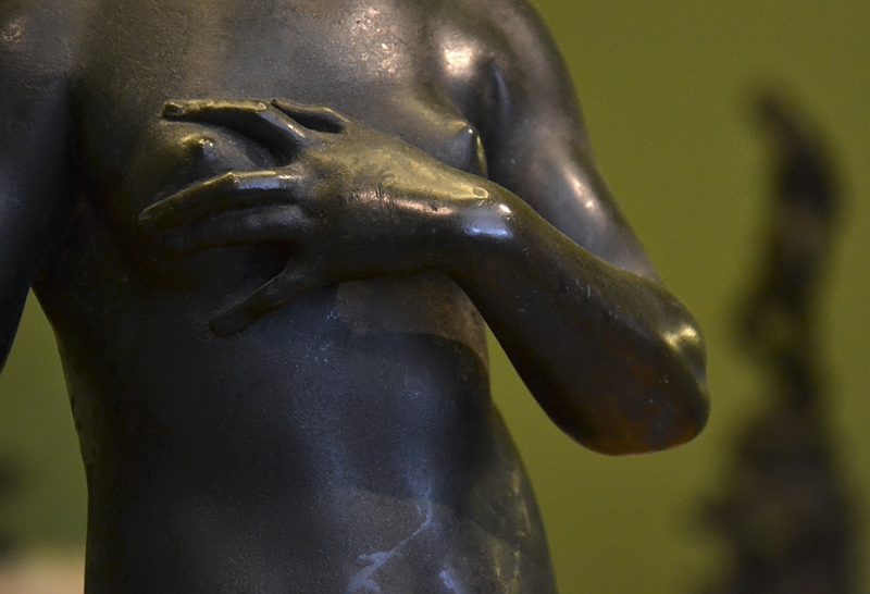Bode-Museum, Skulpturensammlung, Alessandro Vittoria, Venus, Fabian Fröhlich