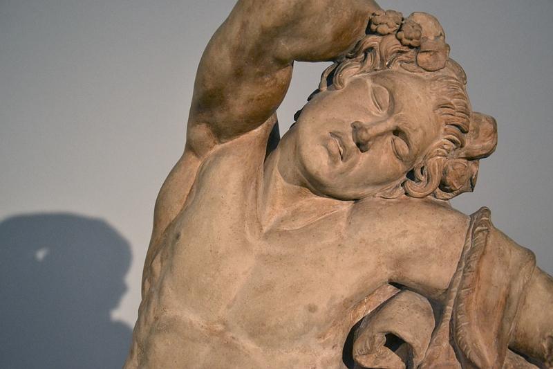 Bode-Museum, Skulpturensammlung, Vincenzo Pazetti, Barberinischer Faun, Fabian Fröhlich