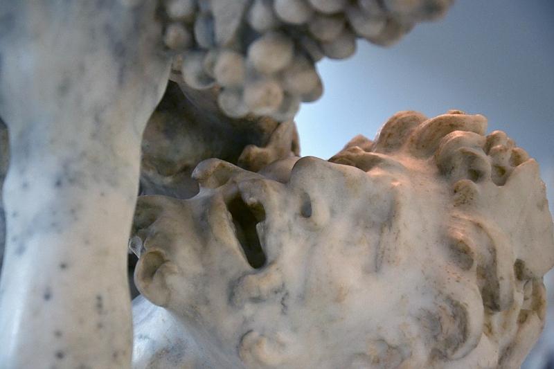 Bode-Museum, Skulpturensammlung, Pietro und Gian Lorenzo Bernini, Satyr, Fabian Fröhlich