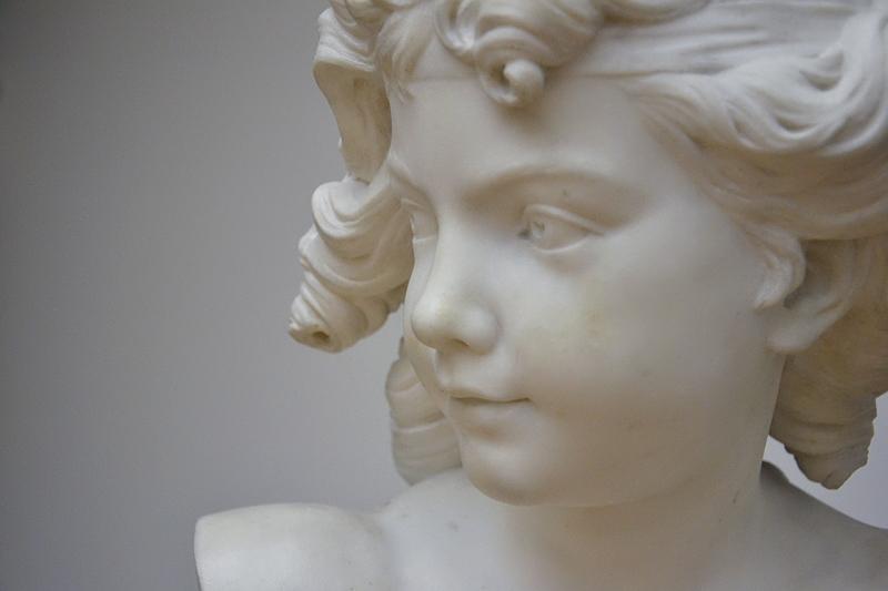 Bode-Museum, Skulpturensammlung, Jean-Pierre-Antoine Tassaert, Cupido, Fabian Fröhlich