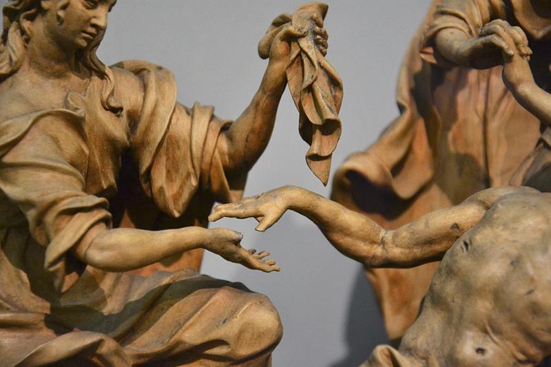 Bode-Museum, Skulpturensammlung, Giovanni Giuliani, Beweinung Christi Fabian Fröhlich