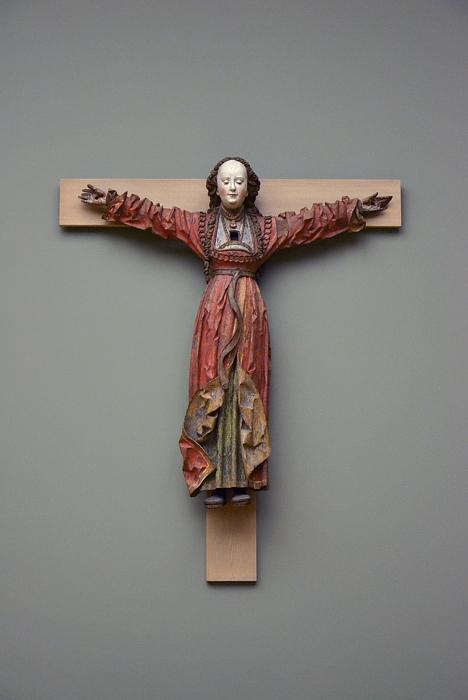 Bode-Museum, Skulpturensammlung, Hl Kümmernis, Fabian Fröhlich
