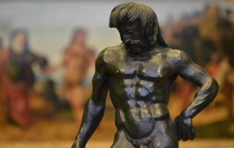 Bode-Museum, Skulpturensammlung, Herkules, Fabian Fröhlich