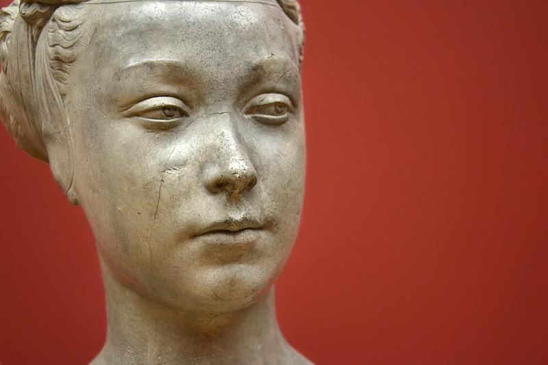 Bode-Museum, Skulpturensammlung, Prinzessin von Urbino, Fabian Fröhlich