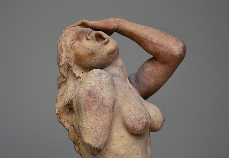 Bode-Museum, Skulpturensammlung, Schreiende Frau, Fabian Fröhlich