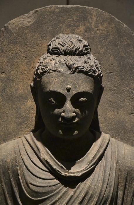 Museum für Asiatische Kunst, Dahlem, Buddha, Gandhara