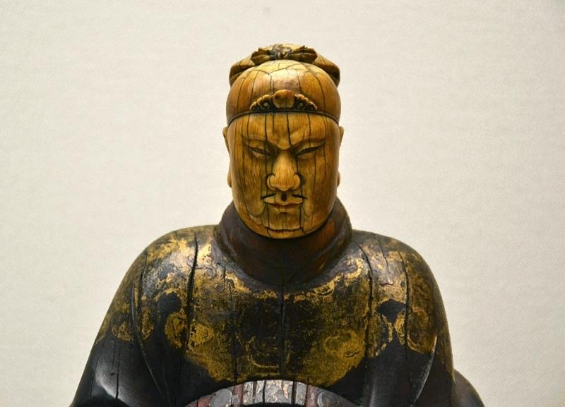 Museum für Asiatische Kunst, Dahlem, Kriegsgott Guan Yu, Japan