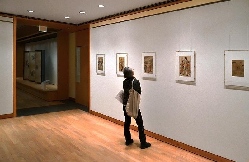 Museum für Asiatische Kunst, Dahlem, Japanische Grafik