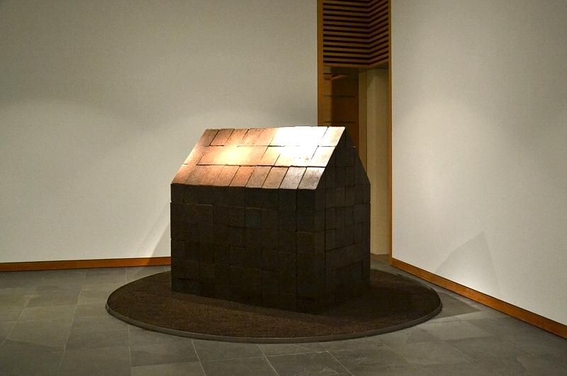 Museum für Asiatische Kunst, Dahlem, Ai Weiwei, Teehaus