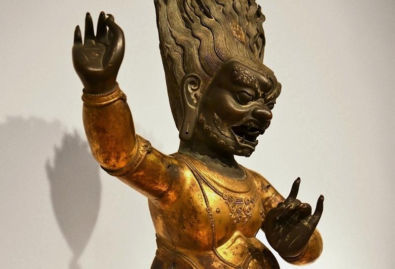 Museum für Asiatische Kunst, Dahlem, Vajrapani, Tibet