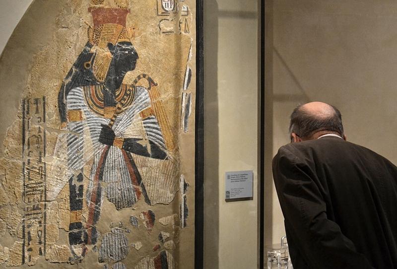 Neues Museum, Königin Ahmes-Nefertari, Fabian Fröhlich, Berlin